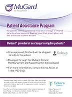 MuGard Patient Assistance Program