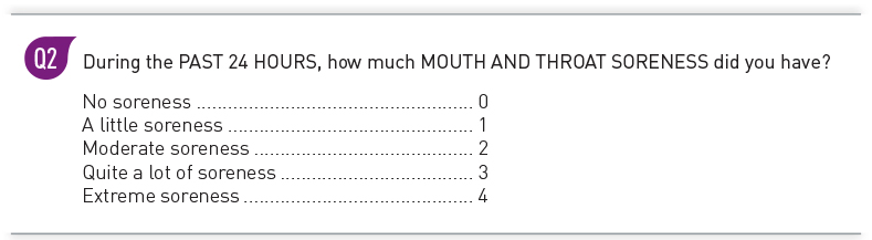 MuGard question 2 responses