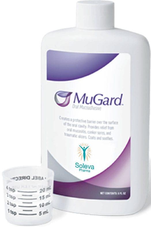 MuGard bottle