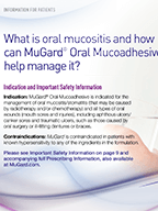 MuGard Oral Mucositis Overview thumbnail